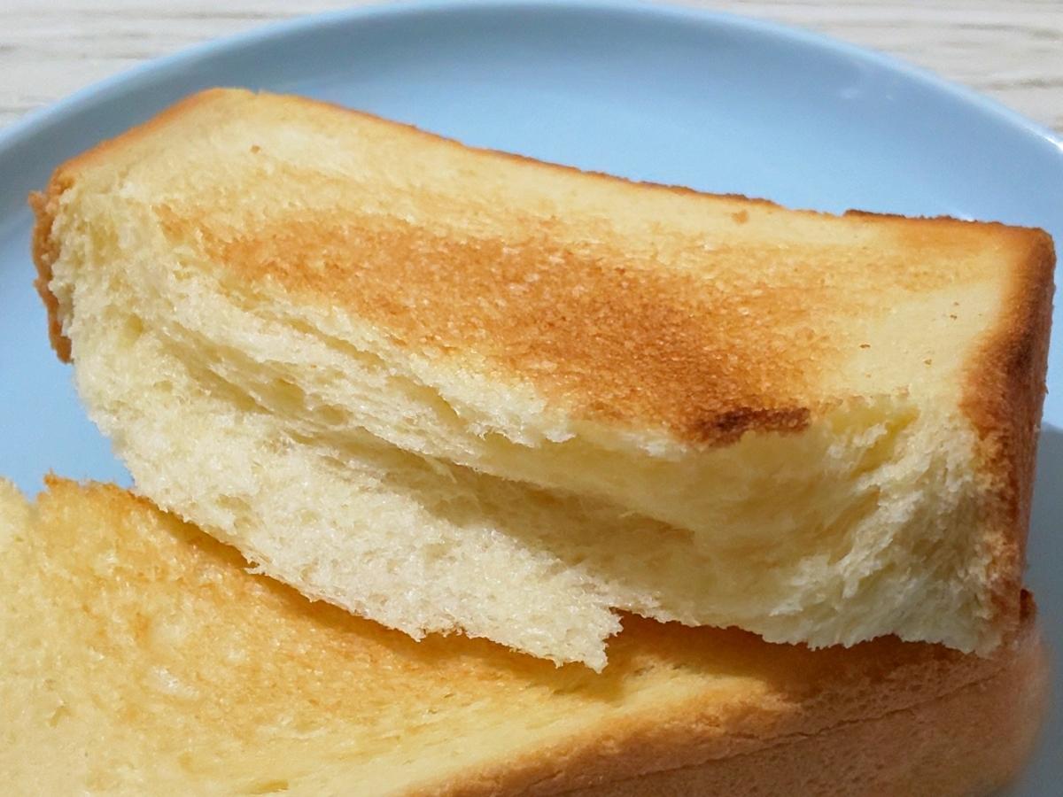モスバーガー「バターなんていらないかもと思わず声に出したくなるほど濃厚な食パン」おいしい? 感想 口コミ