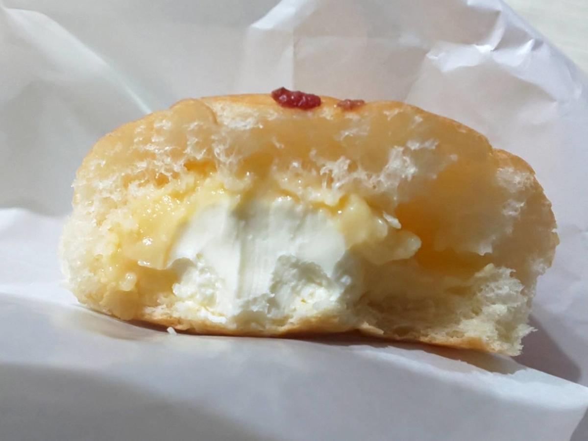 治七のクリームパン クリームチーズ 感想 口コミ レビュー
