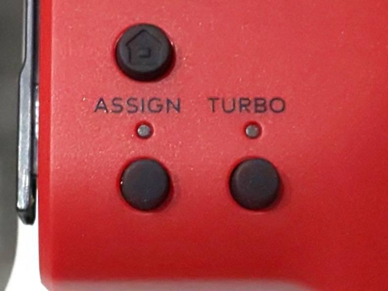 HORI グリップコントローラー ASSIGNボタン TURBOボタン 感想 口コミ レビュー