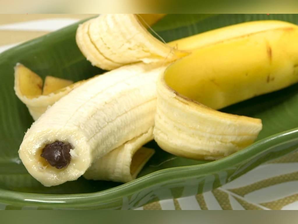 家事ヤロウ 簡単朝食レシピ 人気 ランキング  逆チョコバナナ