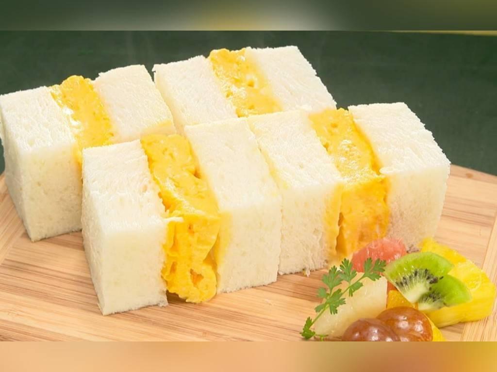 家事ヤロウ 簡単朝食レシピ 人気 ランキング  天のや風厚焼きサンド