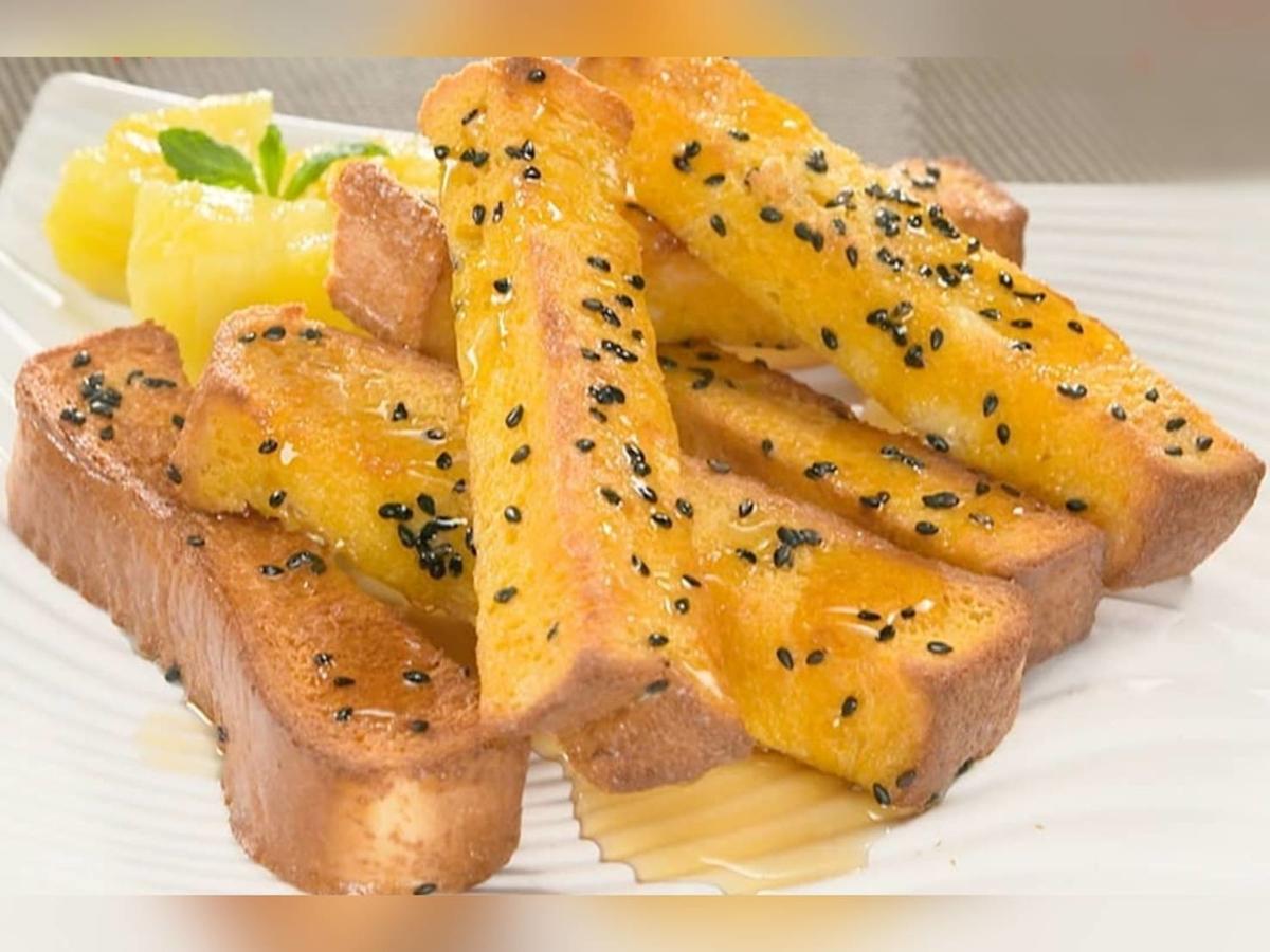 家事ヤロウ 簡単朝食レシピ 人気 ランキング  黄金トースト