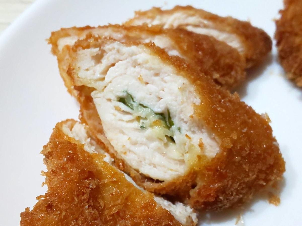 久田精肉店 揚げたて ササミチーズカツ 値段 感想 口コミ レビュー