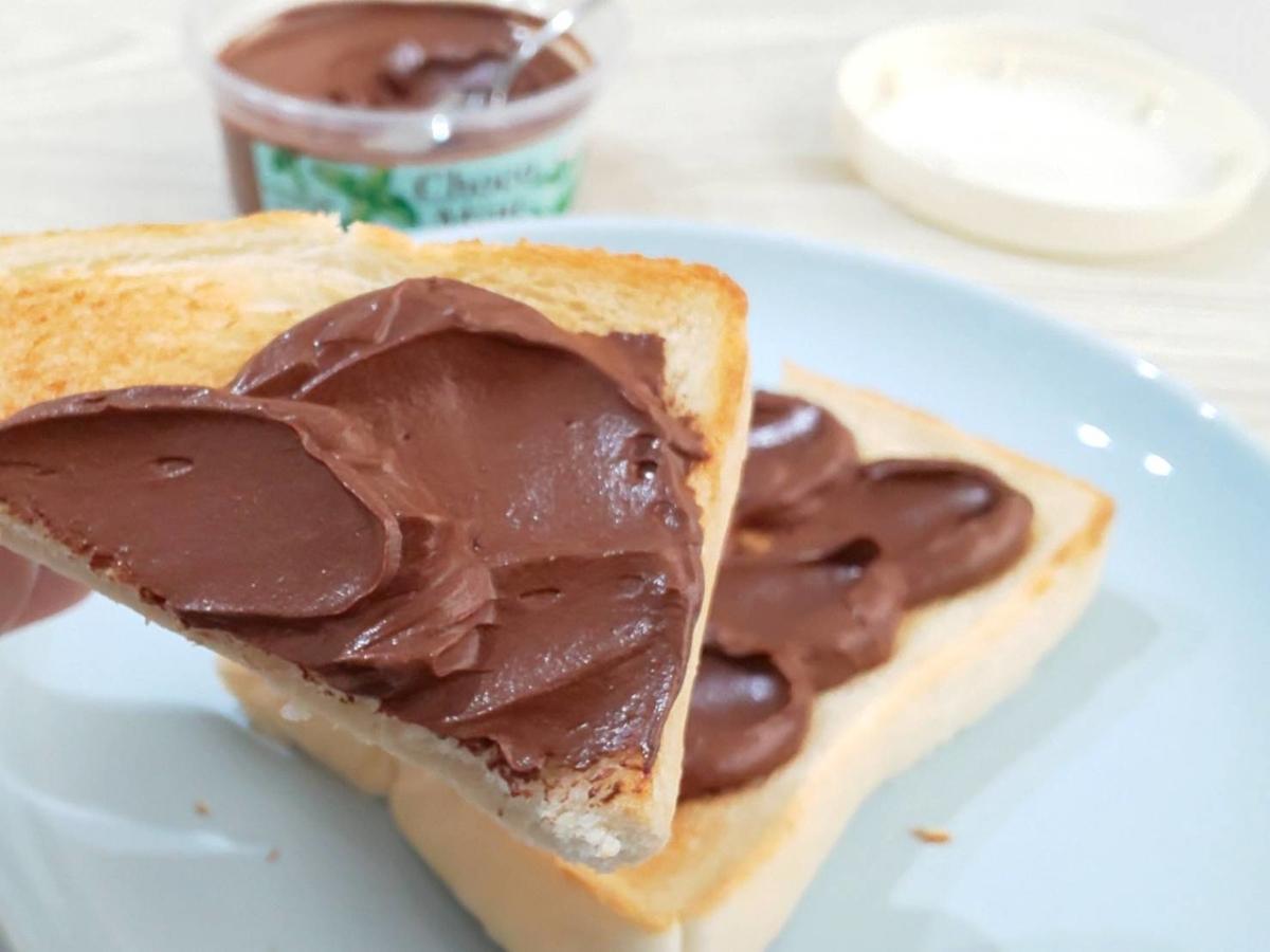 カルディ チョコミントホイップクリーム おいしい?感想 口コミ レビュー 評判
