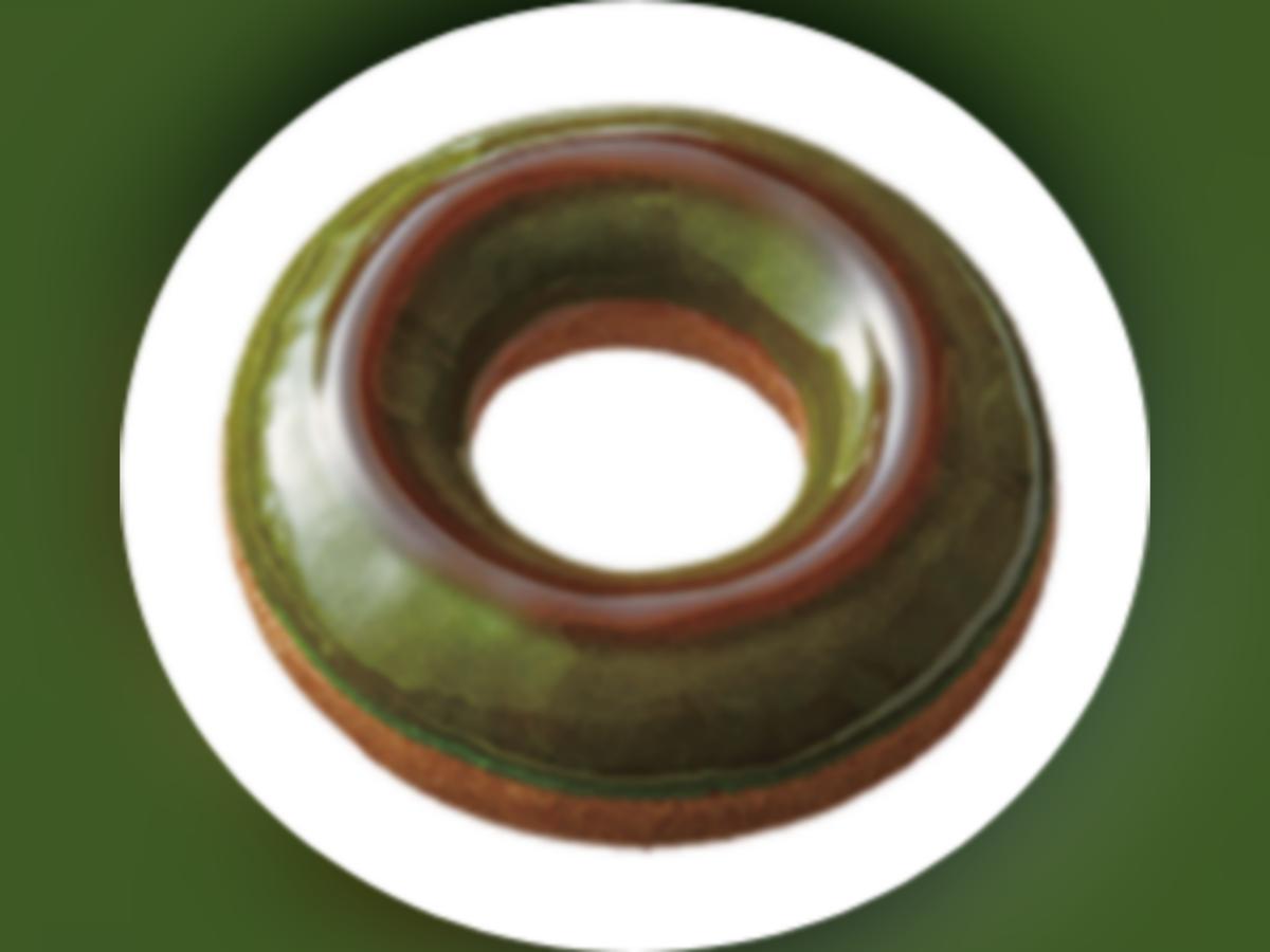 ミスド×辻利 ふわもち宇治抹茶 黒みつ 値段 原材料 カロリー・栄養成分 つや抹茶