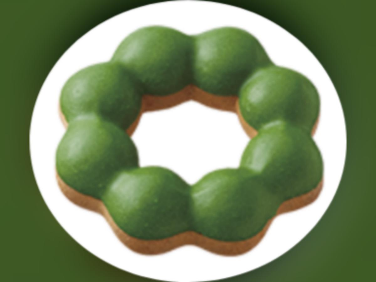 ミスド×辻利 ポン・デ・ダブル宇治抹茶 値段 原材料 カロリー・栄養成分 つや抹茶