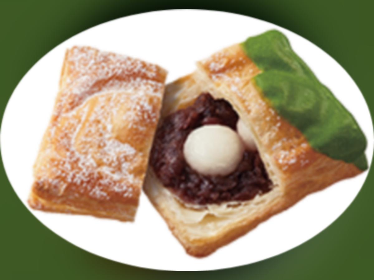 ミスド×辻利宇治抹茶チョコあずき白玉パイ 値段 原材料 カロリー・栄養成分 つや抹茶