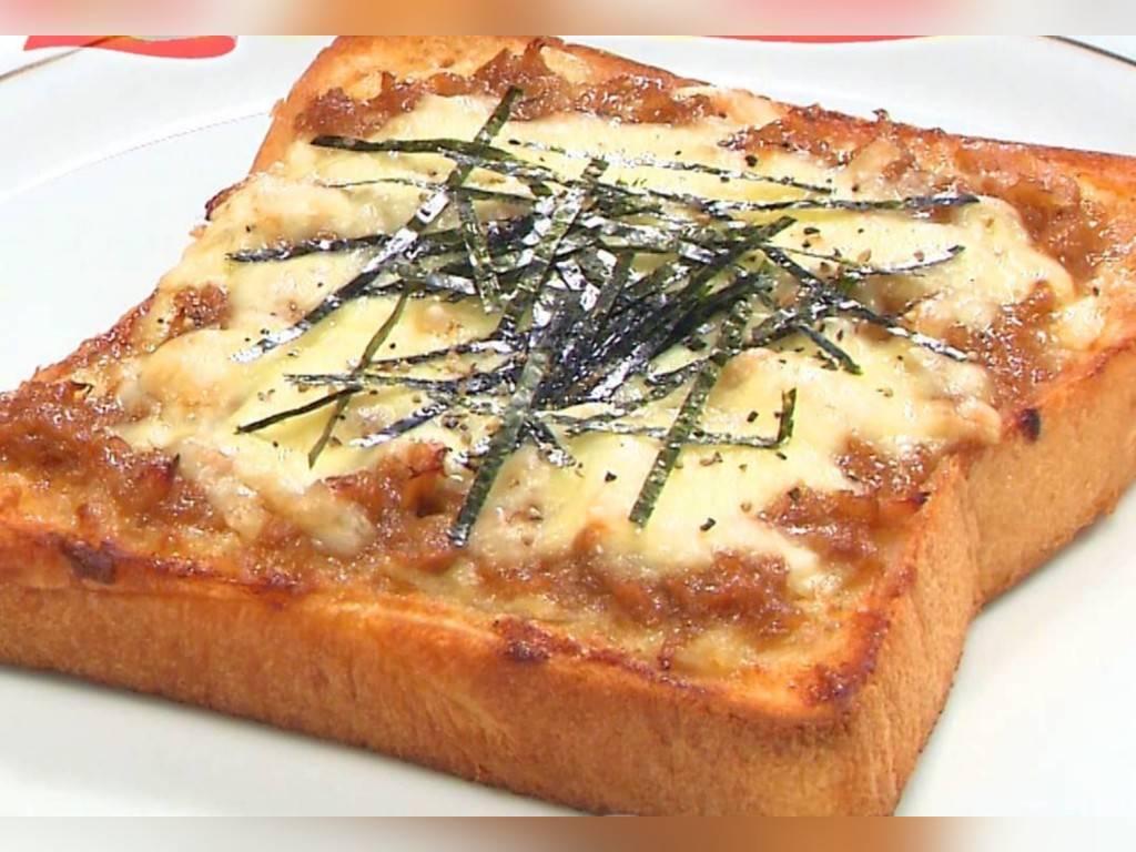家事ヤロウ 人気 トーストレシピ 照りツナトースト 材料 作り方 パン祭り