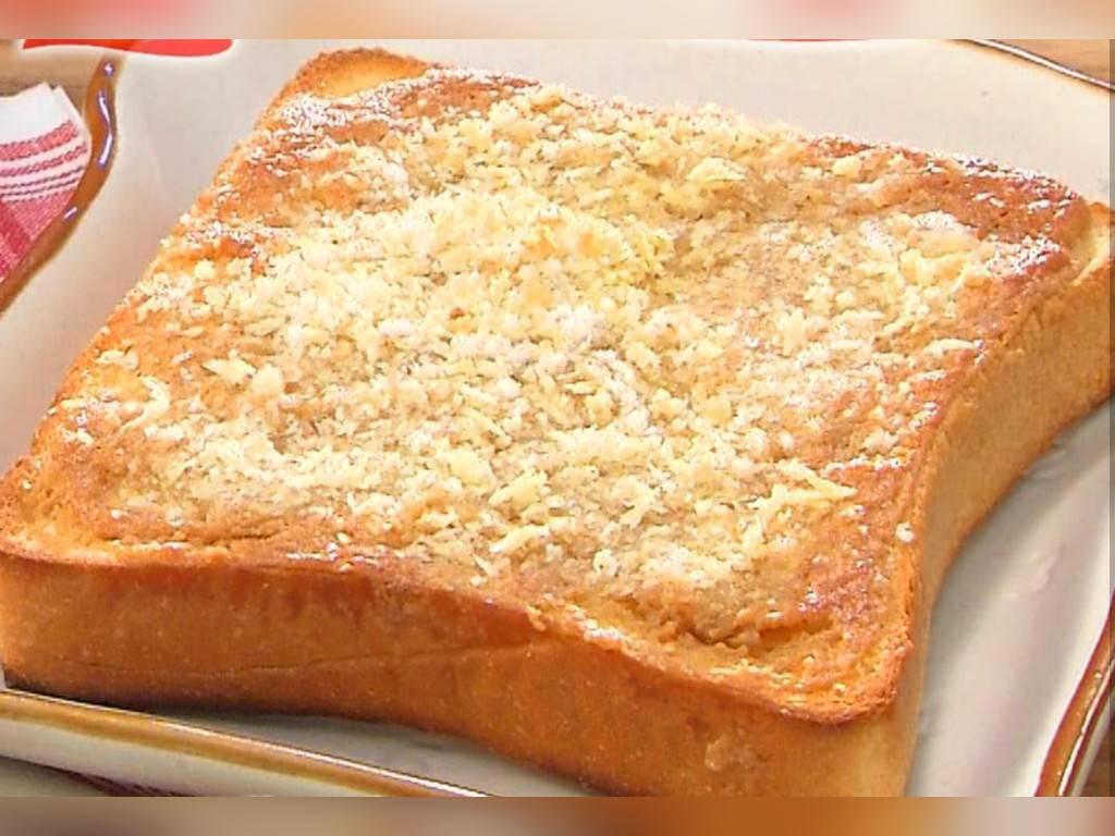 家事ヤロウ 人気 トーストレシピ 揚げパン風トースト 材料 作り方 パン祭り