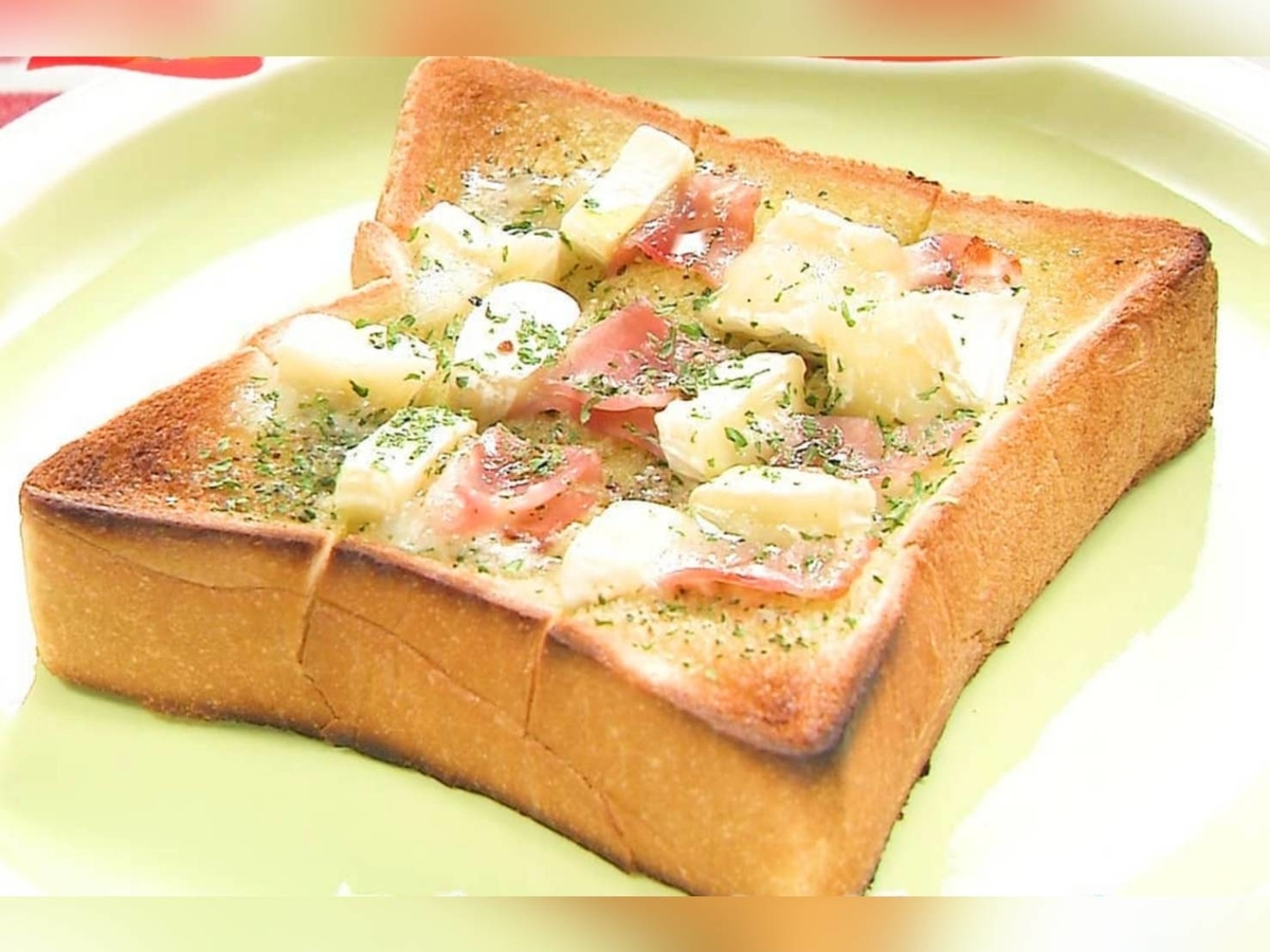家事ヤロウ トーストレシピ アヒージョ風ちぎりパン 材料 作り方 パン祭り