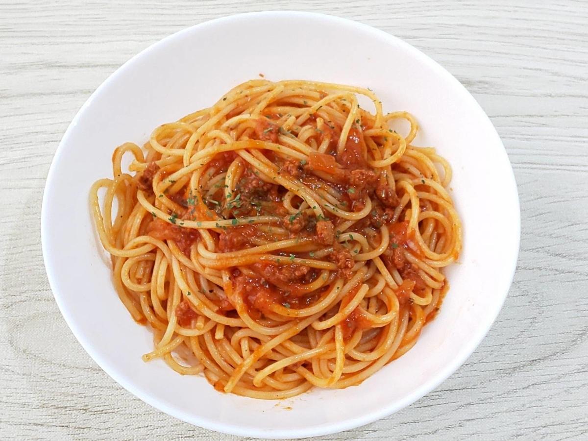 カルディ 大豆ミートと香味野菜のトマトソース 感想 口コミ レビュー