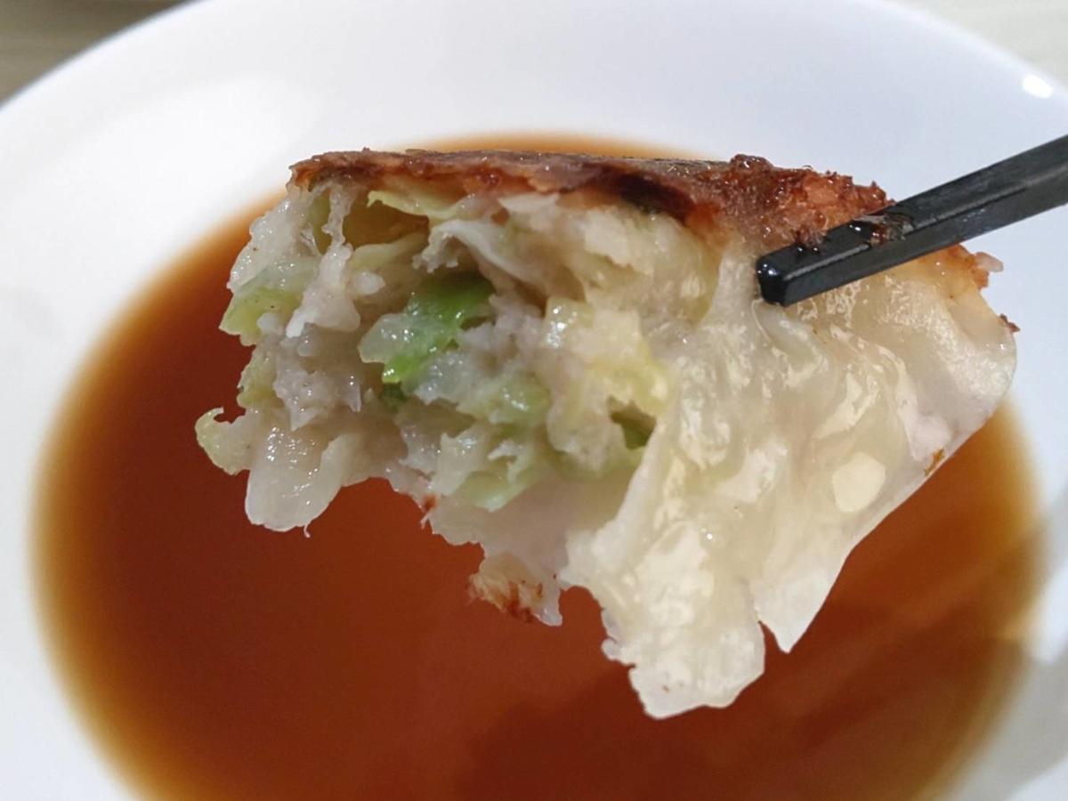 ぎょうざの丸岡 生餃子 タレ おいしい?口コミ レビュー