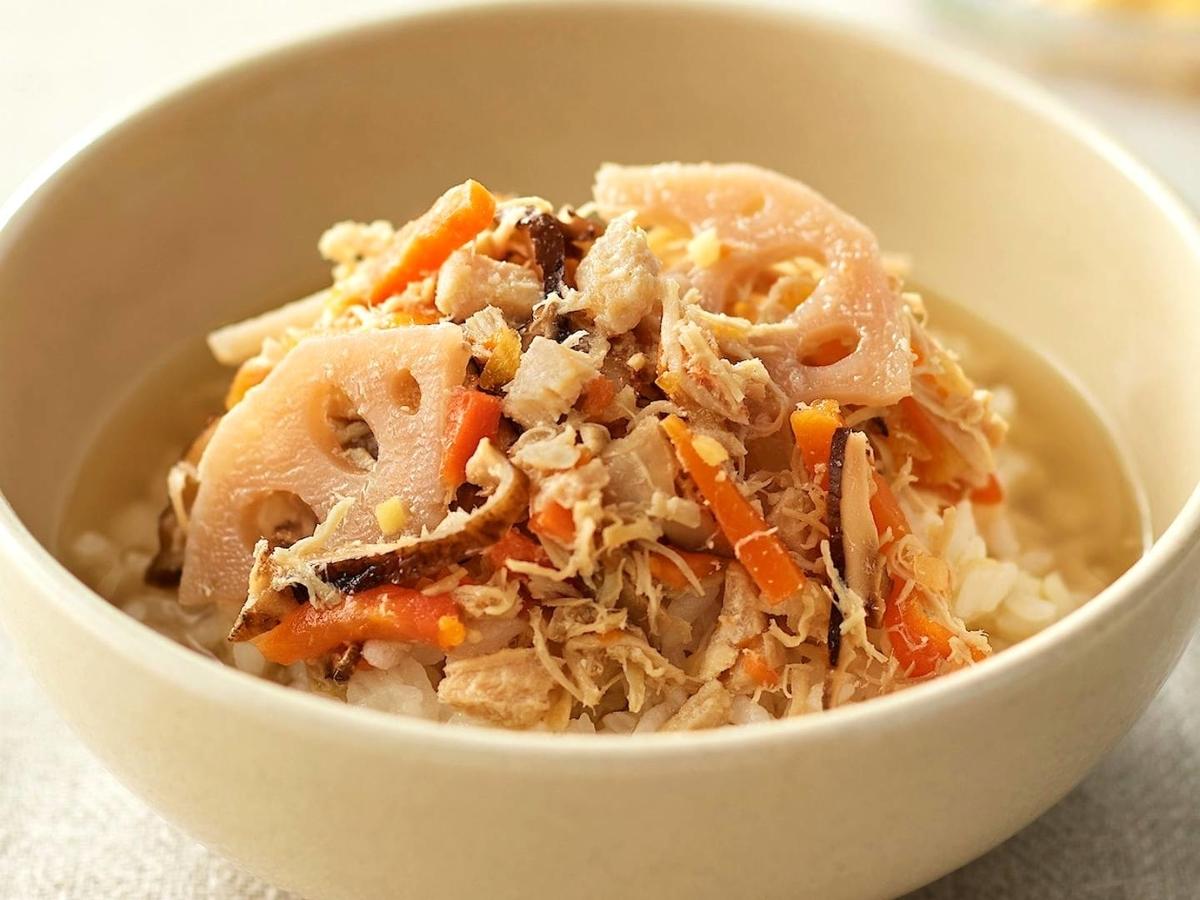 無印良品 ごはんにかける 奄美大島風 鶏飯  原材料 カロリー 栄養成分 口コミ レビュー