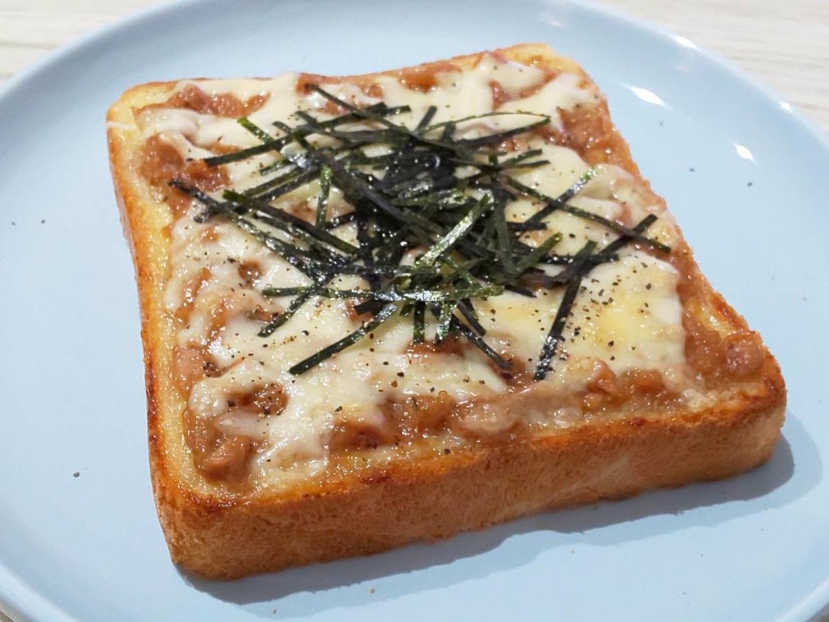 照りツナトースト 家事ヤロウ 食パンレシピ 人気 1位 パン祭り