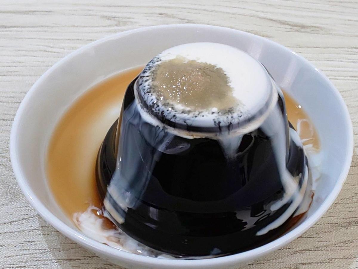 カルディ コーヒーゼリー 食べ方 ミルク 砂糖 感想 口コミ レビュー
