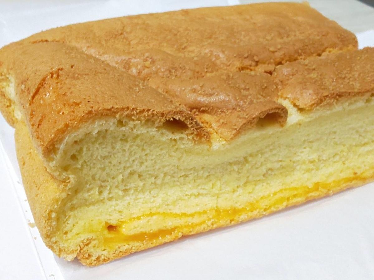 台楽蛋糕 タイラクタンガオ 台湾カステラ チーズ 感想 口コミ レビュー