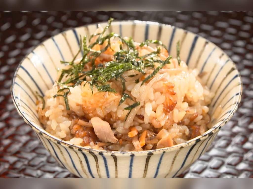 家事ヤロウ 簡単炊き込みご飯 レシピ 料亭風ゴボサラご飯 材料 作り方