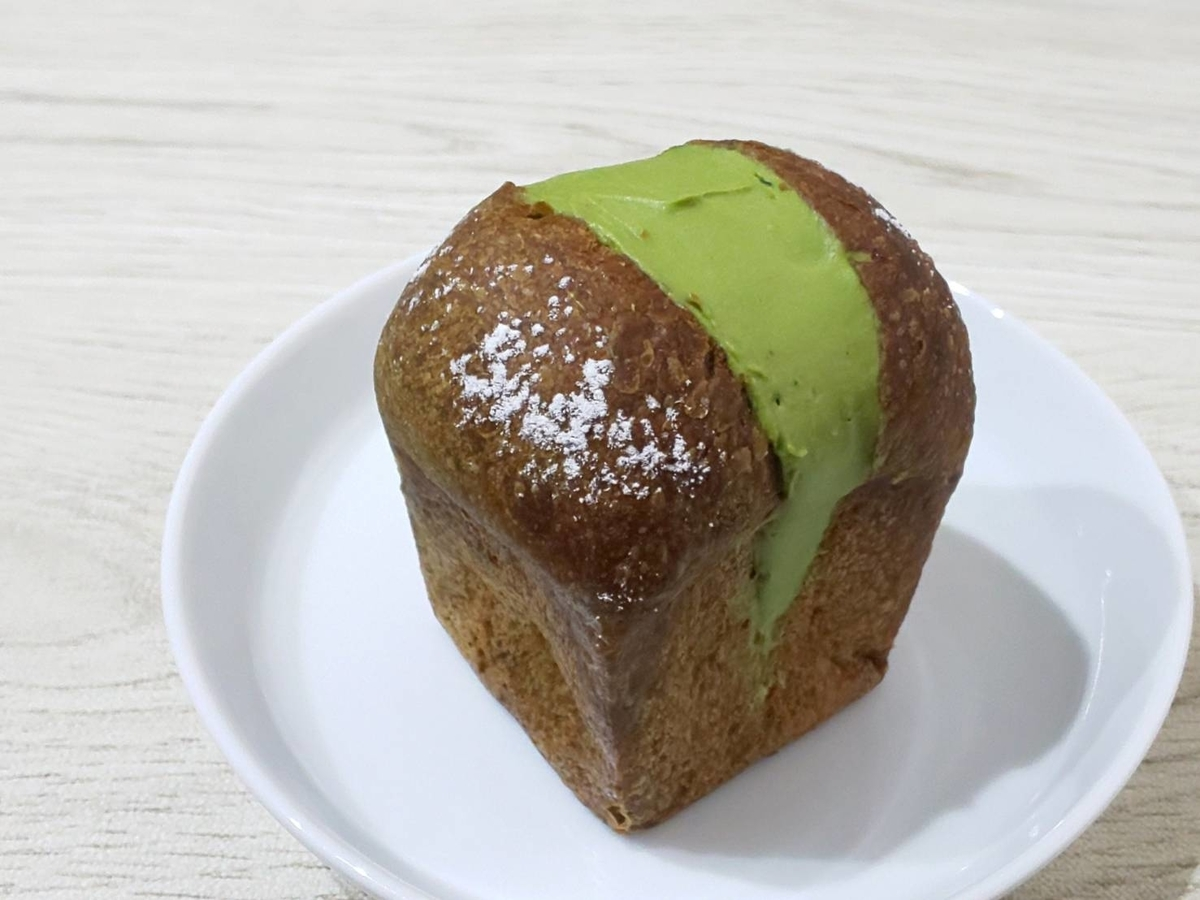 ダコメッカ おすすめパン マリトッツォ抹茶 評価 感想 口コミ レビュー