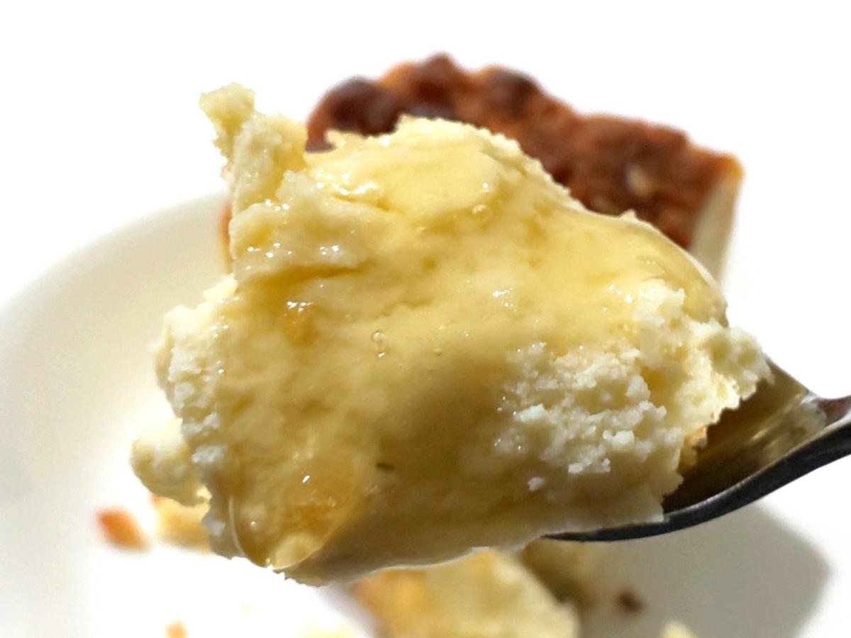 KAKA ゴルゴンゾーラチーズケーキ ハチミツ 感想 口コミ レビュー
