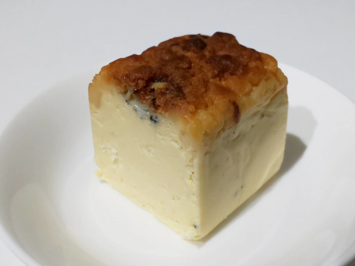 KAKA ゴルゴンゾーラチーズケーキ 感想 口コミ レビュー