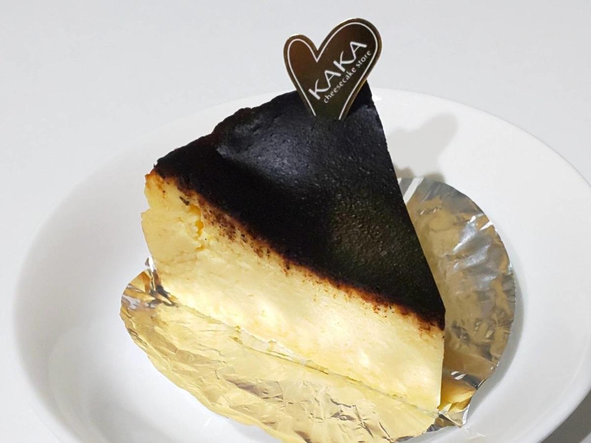KAKA バスクチーズケーキ 人気商品 感想 口コミ レビュー