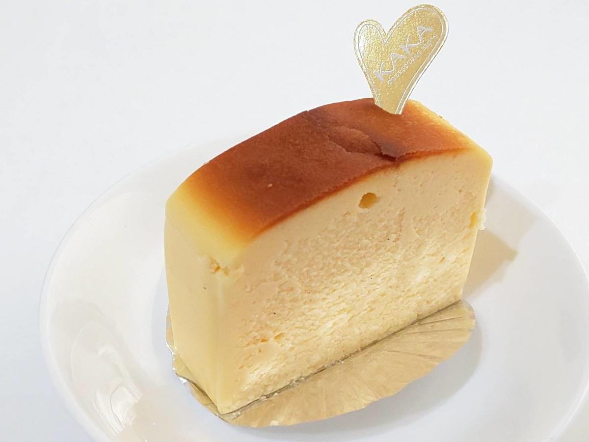 KAKA カカチーズケーキ 1番人気 感想 口コミ レビュー