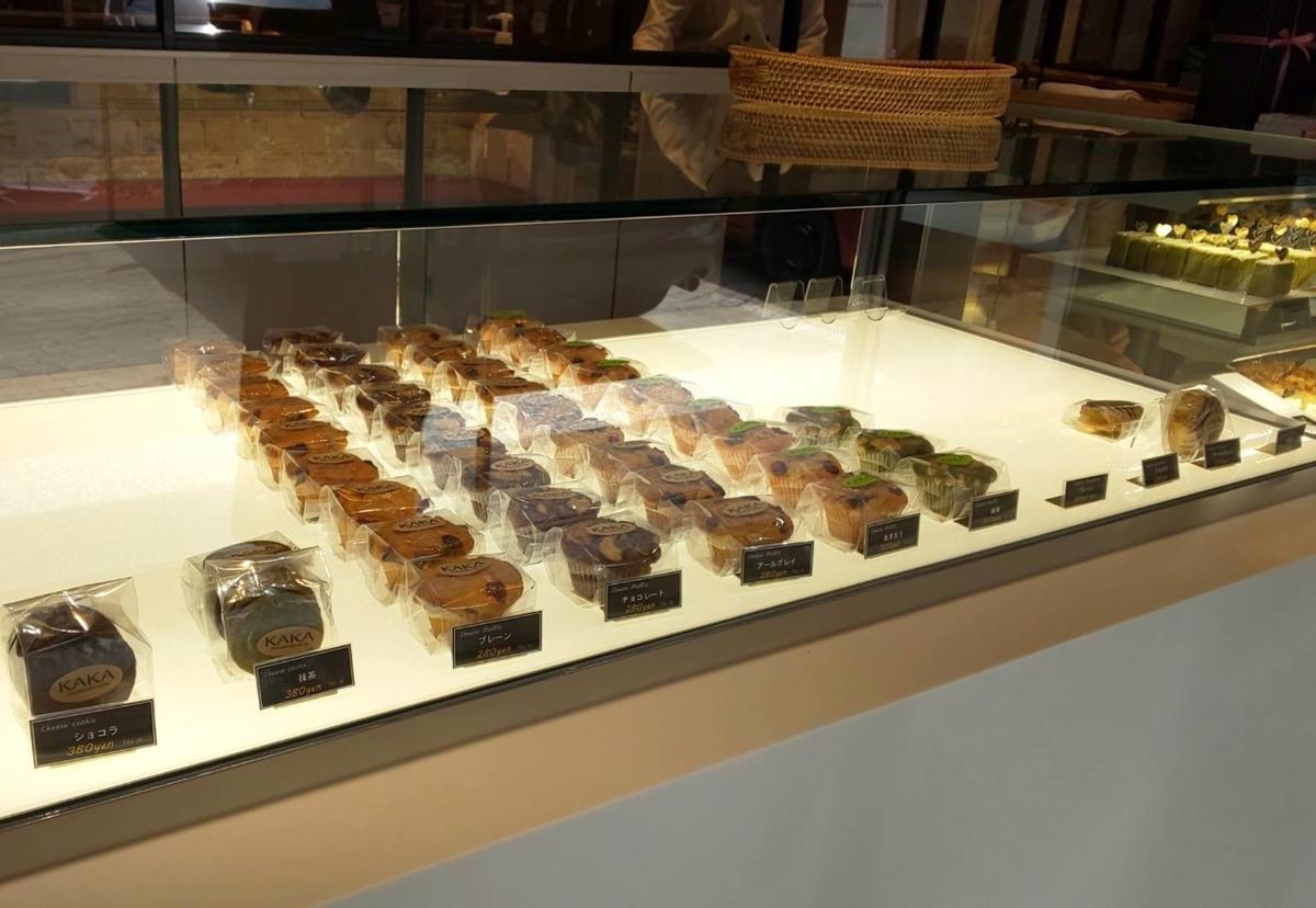 KAKAカカチーズケーキ メニュー 値段 口コミ レビュー