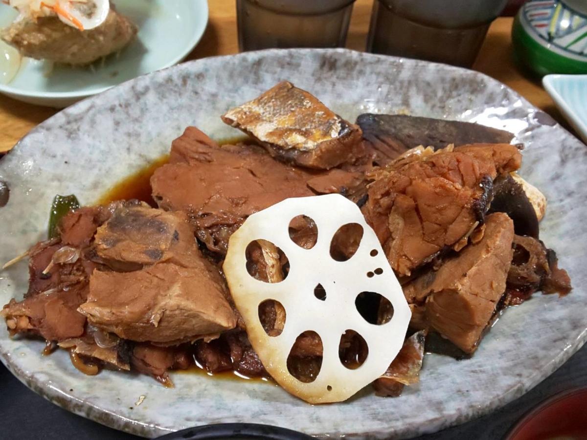 博多ごまさば屋 あらだき定食 量 美味しい 感想 口コミ レビュー 評価