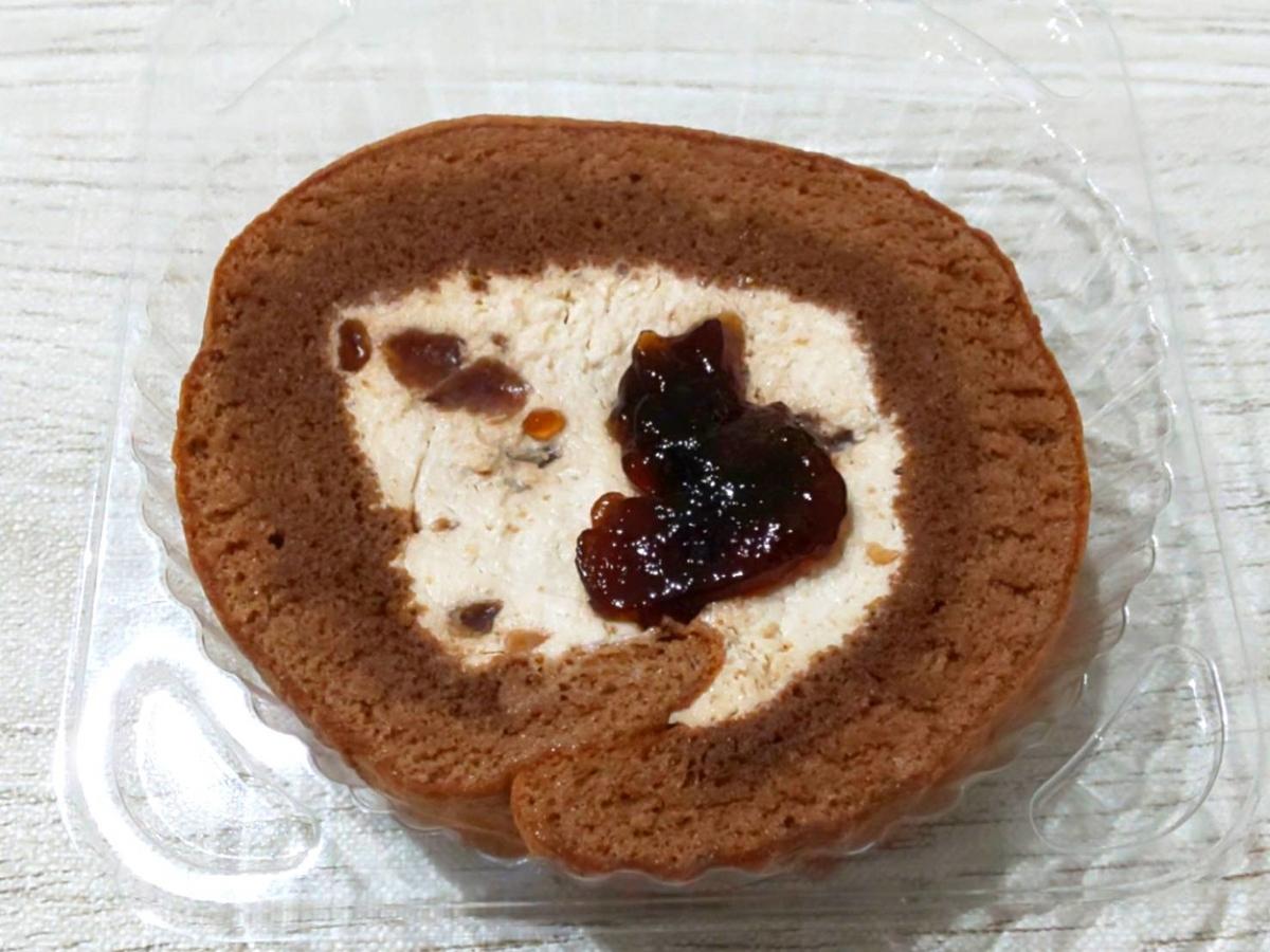 シャトレーゼ おすすめお菓子 ティラミスロール 感想 口コミ レビュー