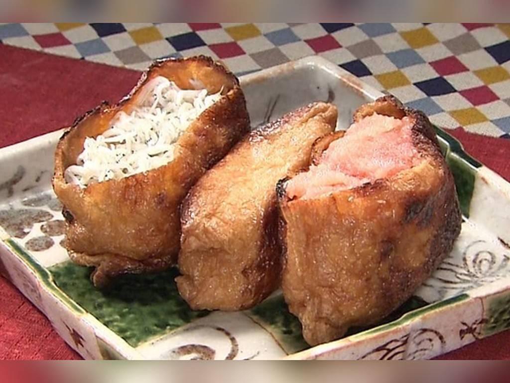家事ヤロウ トースター丸焼きレシピ いなり寿司の丸焼き 材料 作り方