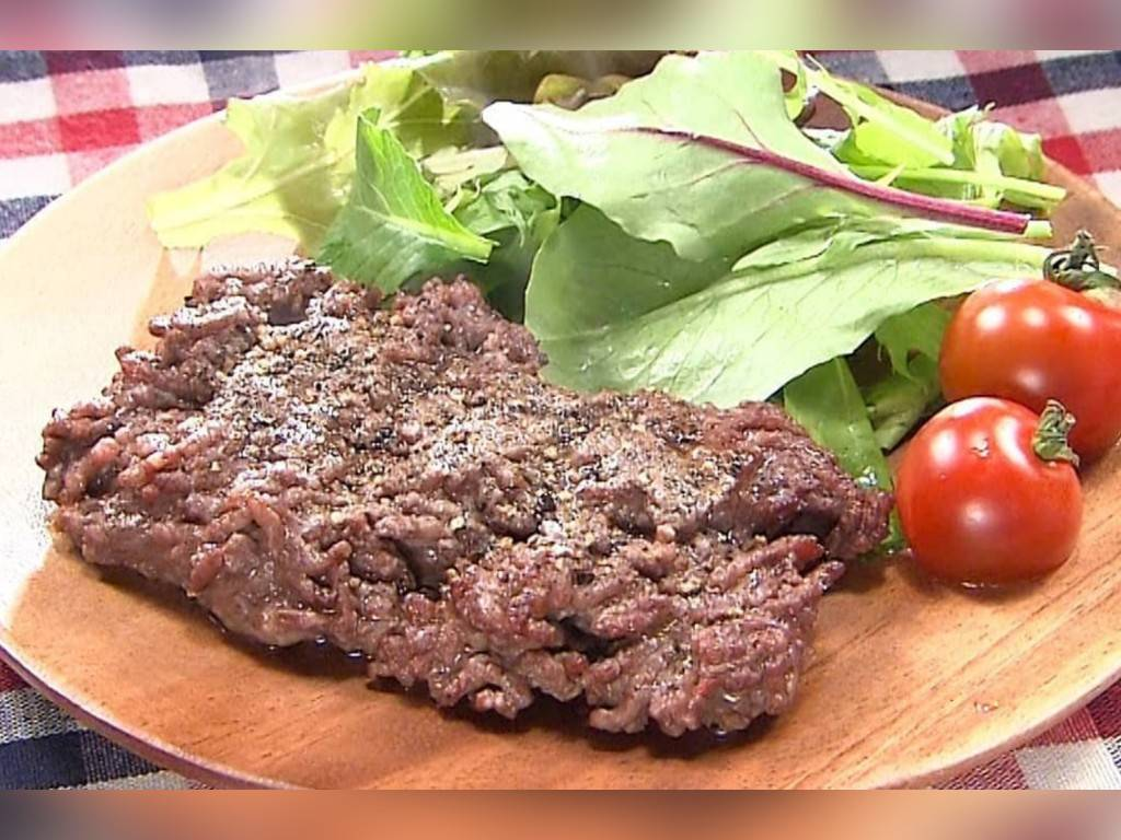 家事ヤロウ トースター丸焼きレシピ ひき肉の丸焼き 材料 作り方