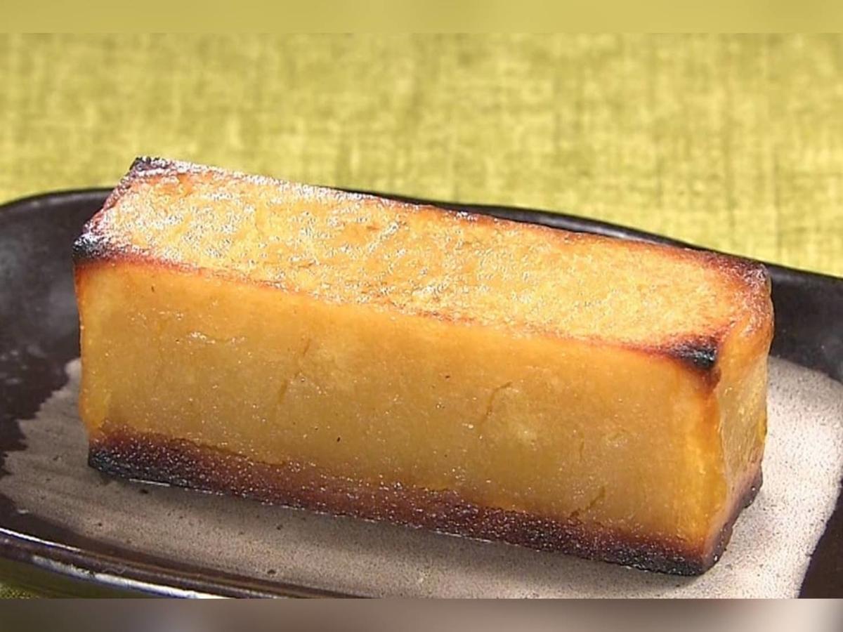 家事ヤロウ トースター丸焼きレシピ 芋ようかん丸焼き 材料 作り方