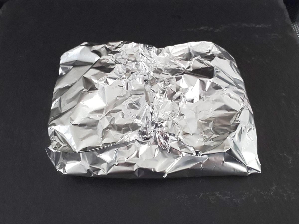 ひき肉の丸焼き(やけくそハンバーグ)トースター丸焼き 家事ヤロウ レシピ