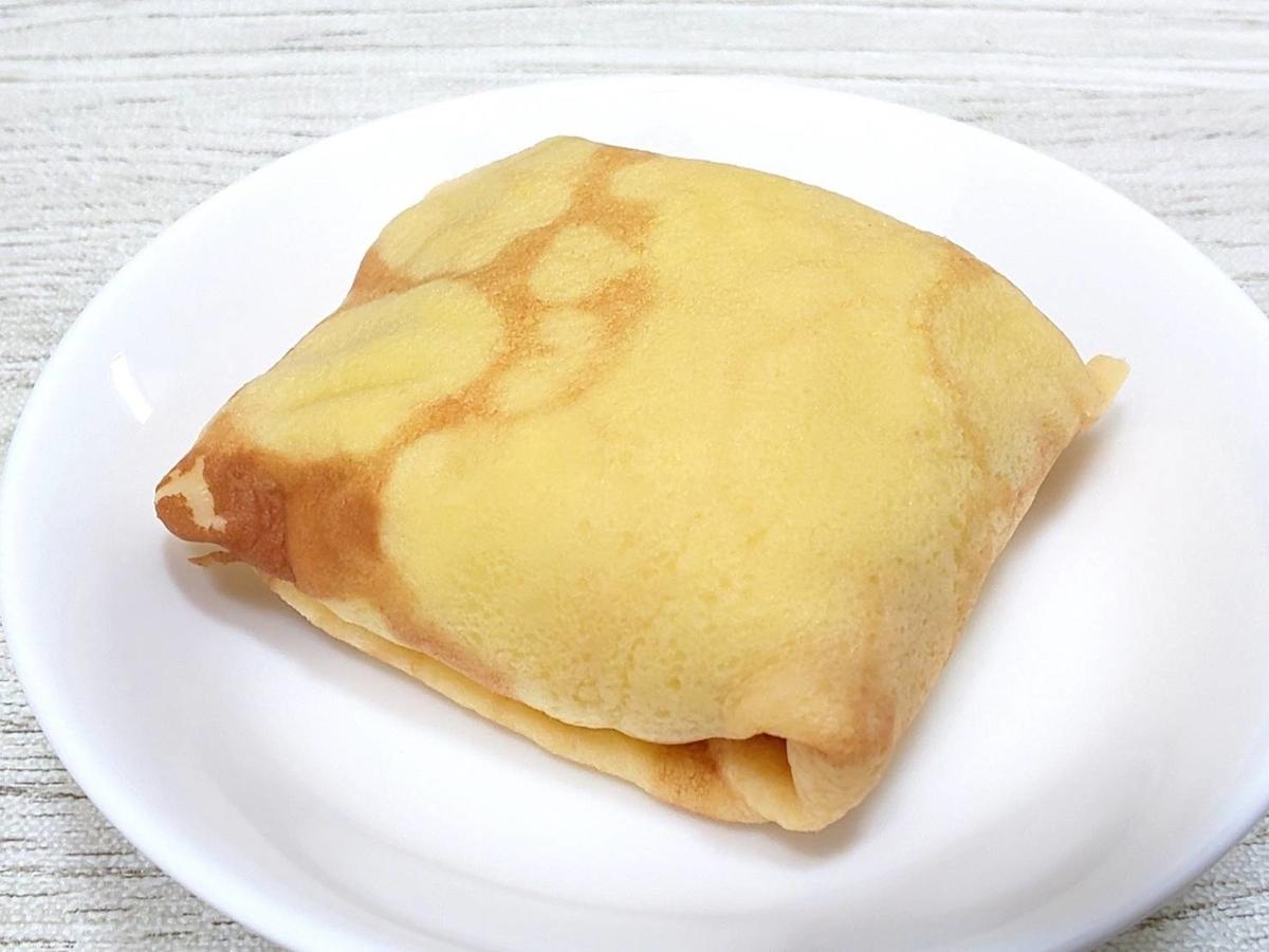 パオクレープミルク ハニーバターナッツ 感想 口コミ レビュー
