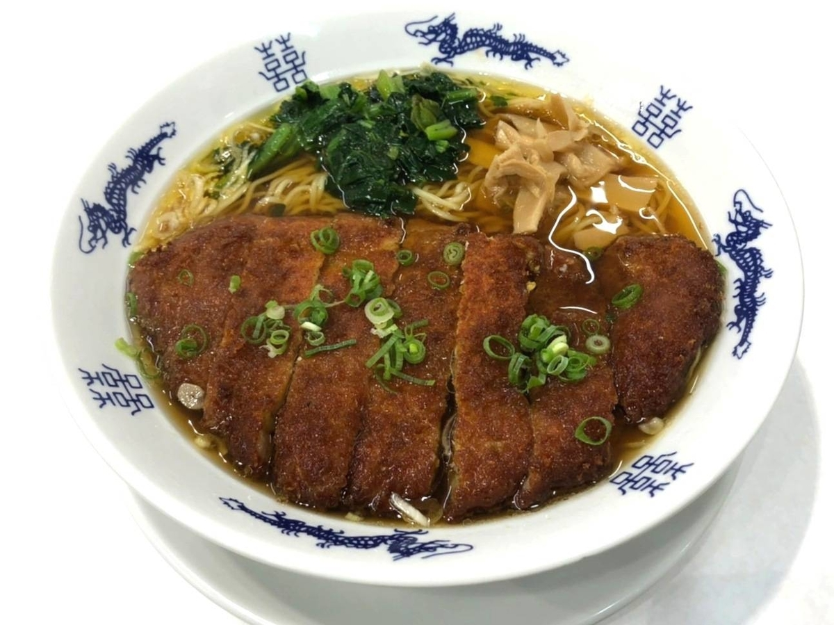 中華麺キッチンまくり おすすめメニュー 排骨麺パーコーメン 感想 口コミ レビュー