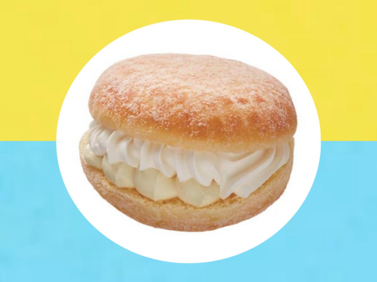 ミスド ベイクチーズホイップ 値段 カロリー 栄養成分 口コミ