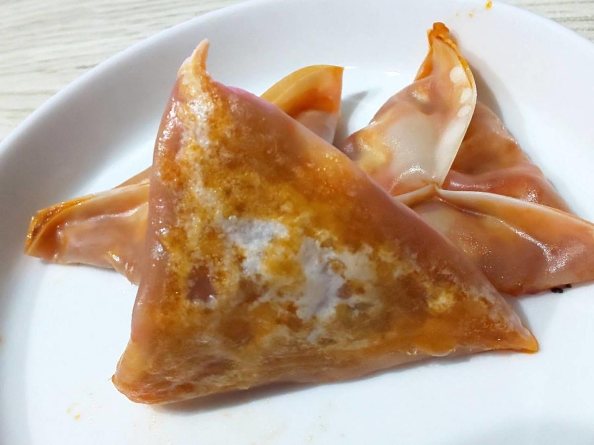 濃厚ボロネーゼ餃子 ラビオリっぽい 家事ヤロウ レシピ 人気