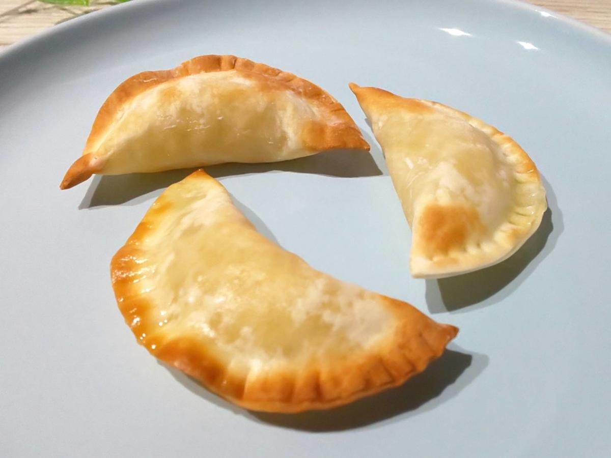 餃子アップルパイ 美味しい? 家事ヤロウ レシピ 人気 スイーツ