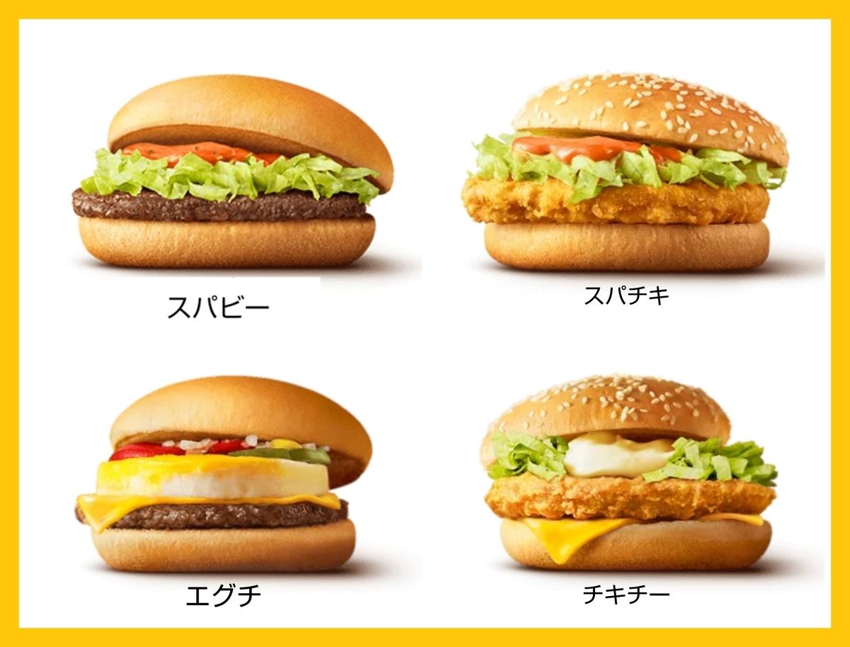 マクドナルド ちょいマックとは? 200円バーガーメニュー 値段 口コミ
