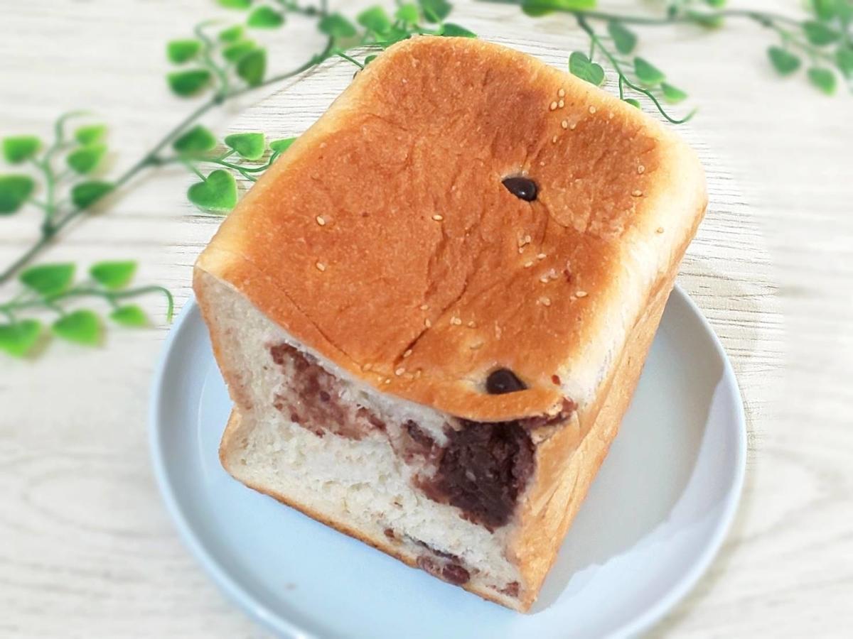 ハートブレッドアンティーク あん食パン 大きさ 感想 口コミ レビュー