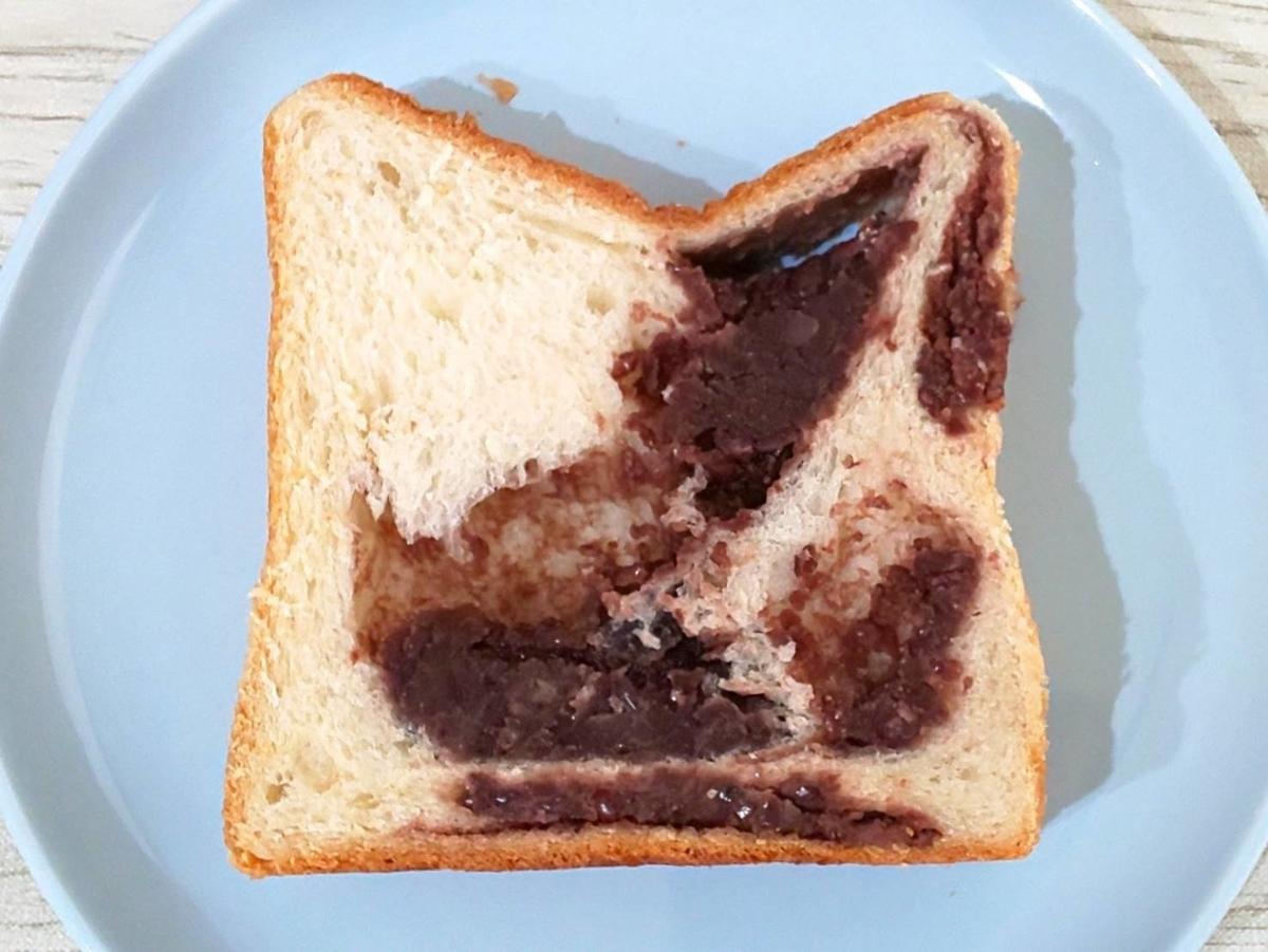 ハートブレッドアンティーク あん食パン 食べ方 冷凍 感想 口コミ おすすめ