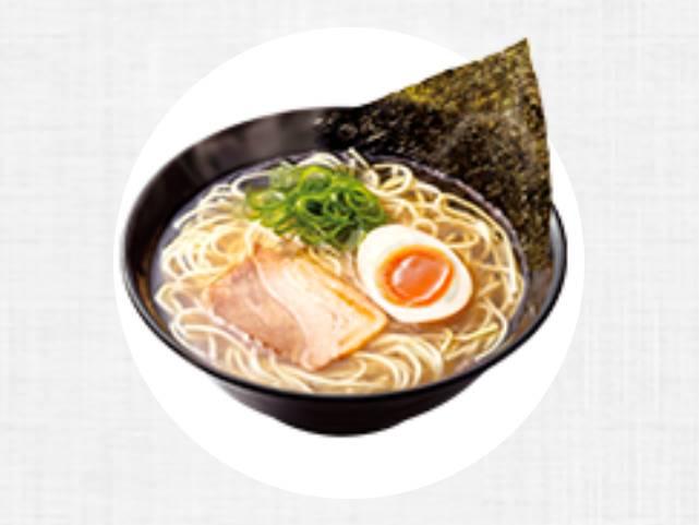 はま寿司 人気メニュー ランキング おすすめサイドメニュー 1位 貝節塩ラーメン