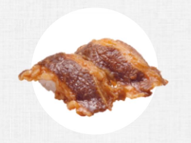 はま寿司 人気メニュー ランキング おすすめネタ 1位直火焼き牛カルビ