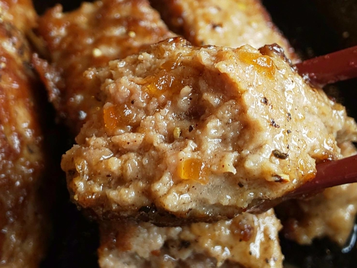 ペッパーランチ 肉塊ハンバーグ 感想 口コミ 評価 特殊鉄皿の温度