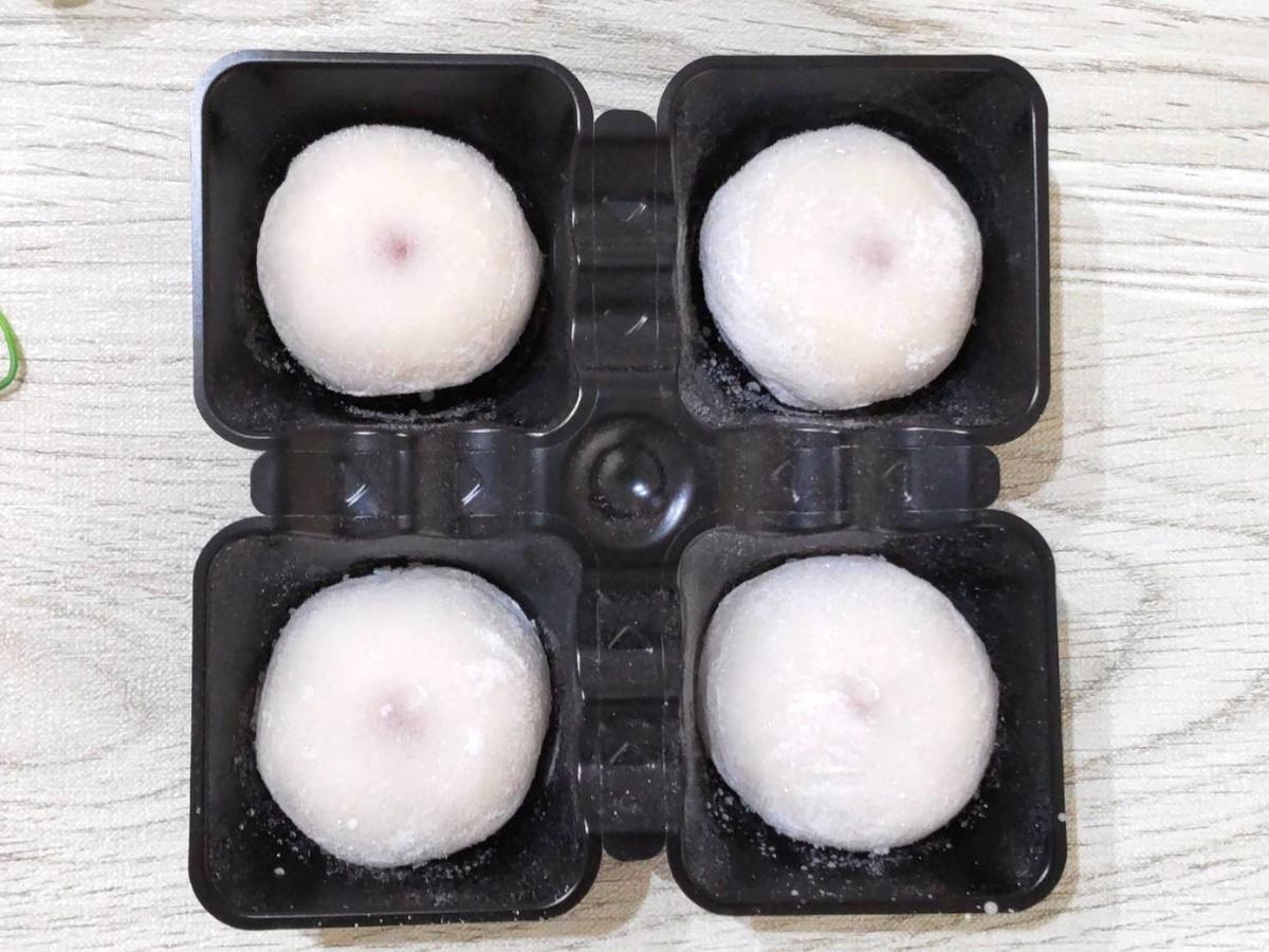 井村屋 冷凍 大福 食べ方 解凍時間 口コミ 感想 レビュー 評価