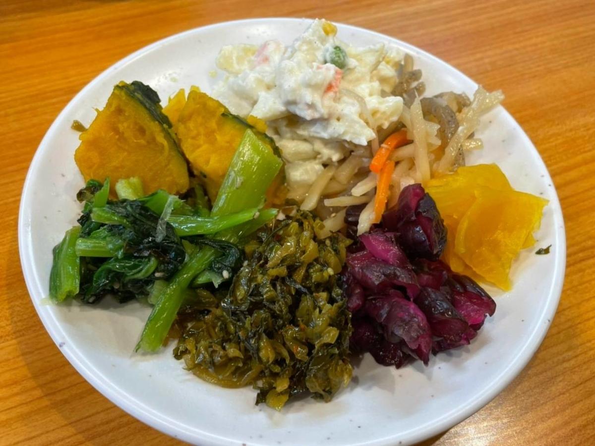 きんのつる お惣菜 食べ放題 口コミ 感想 レビュー 評価