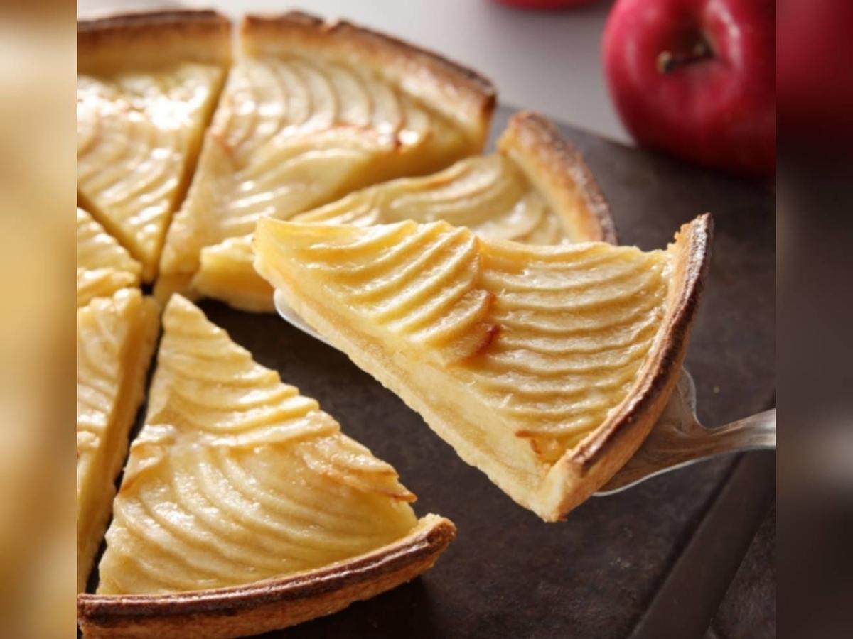 スタバ フランス産アップルタルト 値段 カロリー 栄養成分 口コミ レビュー