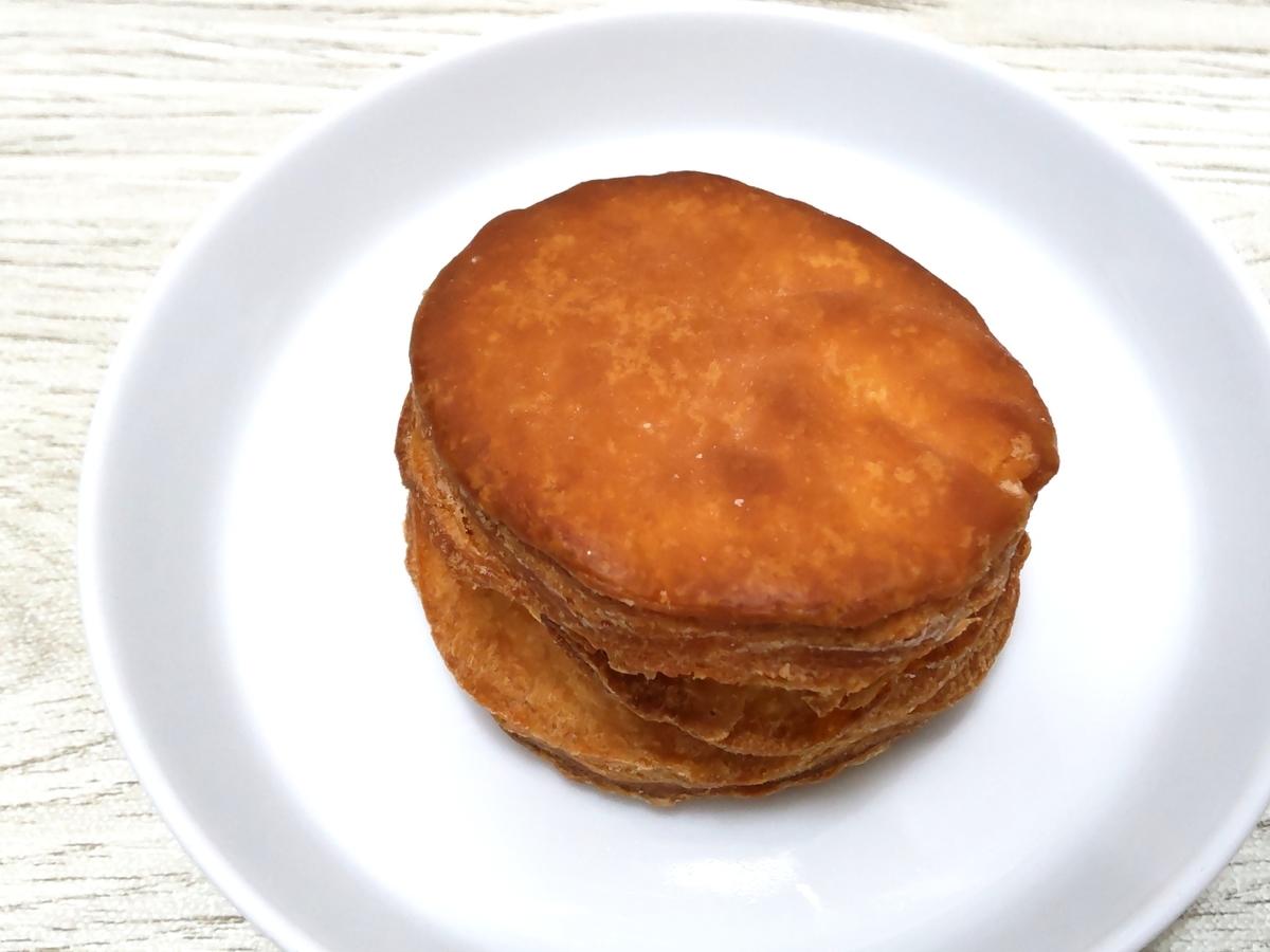 ケンタッキー 発酵バター入りビスケット 2021 カロリー 栄養成分 口コミ 感想
