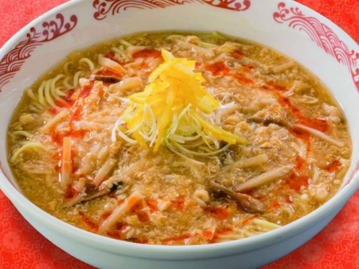 バーミヤン おすすめ 人気ランキング ゆず酸辣湯麺 値段 口コミ 評価