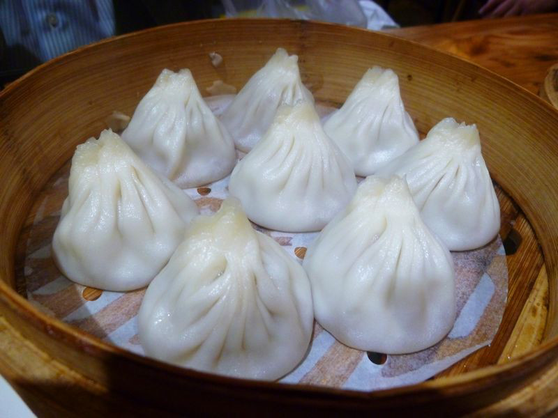 上海の小籠包